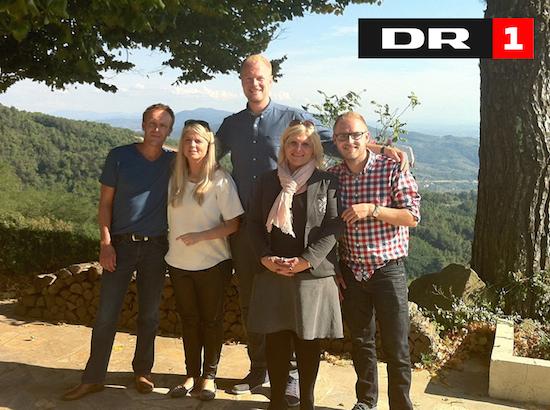 Hammerslag i Toscana DR1 2014 julespecial
